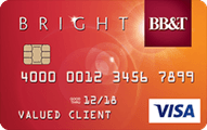 BB&T Bright card review