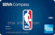 BBVA Compass NBA American Express Card Application