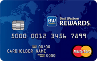 Best Western Rewards MasterCard Application