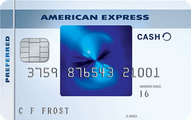 Blue Cash Preferred Card from American Express Application