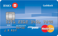 BMO Mosaik MasterCard No Fee CashBack (0.5%) Application