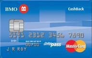BMO® CashBack® MasterCard®*