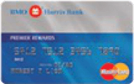 BMO Harris Bank Premier Rewards MasterCard