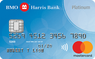 BMO Harris Bank Platinum Mastercard®