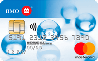 BMO Preferred Rate MasterCard application