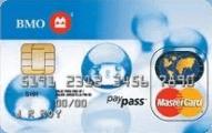 BMO Preferred Rate MasterCard application