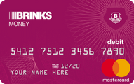 Brink's Money Prepaid MasterCard Application