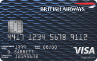 Chase British Airways Visa Signature® Card