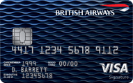 British Airways Visa Signature Card Application