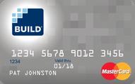 BUILD MasterCard Credit Card Application