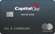 Capital One Premier Dining Rewards Credit Card Application