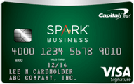 Best small business credit cards of 2018 top offers creditcards capital one spark cash for business colourmoves Choice Image