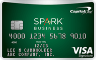 Capital One Spark Cash Select for Business review