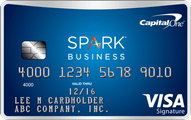 Capital One Spark Miles for Business review