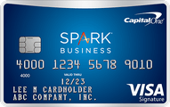 Capital One Spark Miles Select for Business review