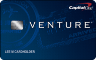 Capital One Venture Rewards Card