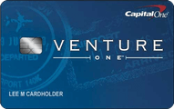 Capital One VentureOne Rewards Credit Card Application