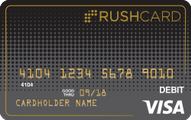 Carbon Prepaid Visa RushCard Application