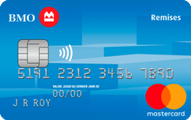 Carte MasterCard<sup>MD</sup>* BMO Remises