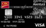 CIBC Aventura Infinite Visa Card Application