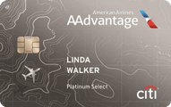Citi® / AAdvantage® Platinum Select® World Elite<sup>™</sup> Mastercard®