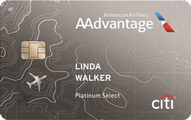 Citi / AAdvantage Platinum Select World Elite Mastercard Application
