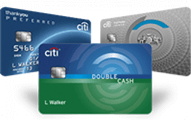 Citi Card Finder Application