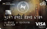 Citi® Hilton HHonors<sup>TM</sup> Visa Signature® Card
