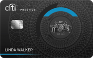 Citi ThankYou Prestige Card Application