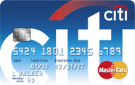 Citi Secured MasterCard Application