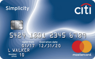 Citi Simplicity Card Offer