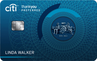 Citi ThankYou Preferred Card for College Students Application