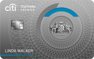 Citi ThankYou® Premier Card Application