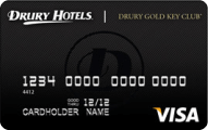 Drury Gold Key Club credit card review