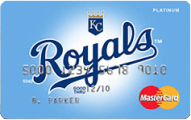 Commerce Bank Royals MasterCard with Rewards Application