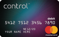Control� Prepaid MasterCard� Application