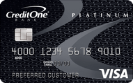 Credit One Bank Platinum Visa Rewards Card Application