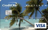 Credit One Bank Cash Back Rewards Application