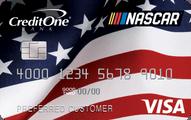 Credit One Bank® NASCAR® Visa® Credit Card
