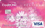 Credit One Rewards Card Application