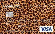 Credit One Bank Platinum Visa Application