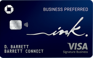Ink Business Preferred® Credit Card