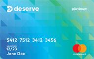 Deserve® Classic Mastercard