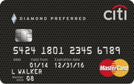 Citi� Diamond Preferred� Card