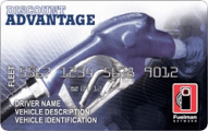 The Fuelman Discount Advantage FleetCard