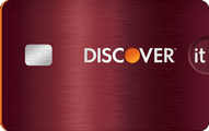 Discover it® Cashback Match™ Application