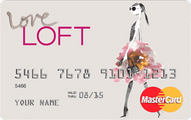 LOVE LOFT MasterCard