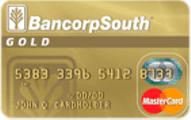 BancorpSouth Gold Mastercard®