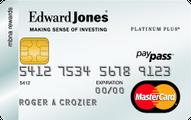 The Edward Jones MBNA Rewards MasterCard® Credit Card