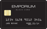 Emporium Preferred Account Application